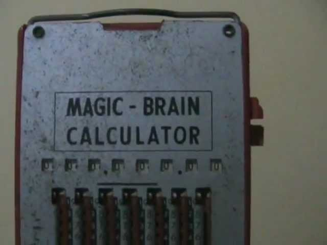 Magic Brain Calculator - How to Subtract