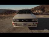 Petrolicious: UrQuattro подарил Audi полноприводное превосходство