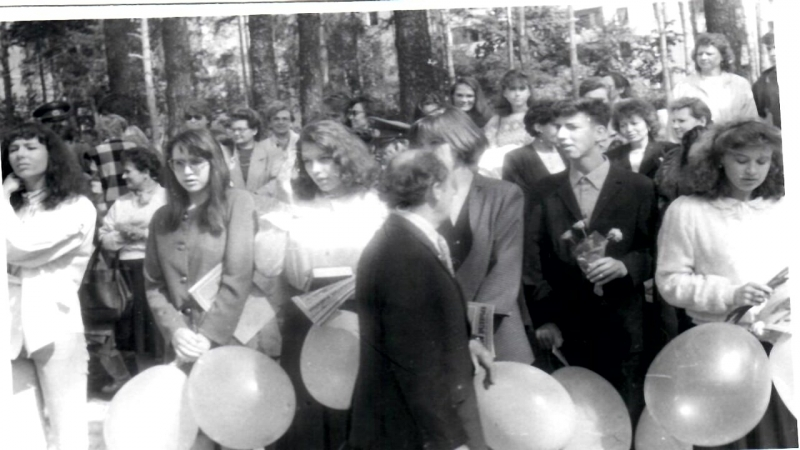 Вечер Встречи Выпускников 1993-2018 гг. Школа №1 Монино.
