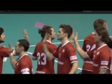 3 гол Швейцарии - троечку пропустили ...было большинство - не реализовали ...поджали Флорбол #ФС2018 Floorball