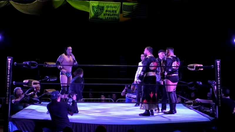 WrestlePro Brace For IMPACT (03.02.2018)