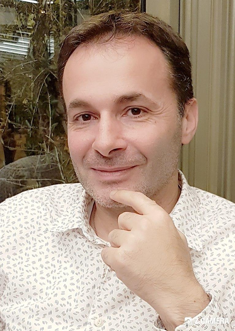 Christophe Grigorian, Paris - фото №1