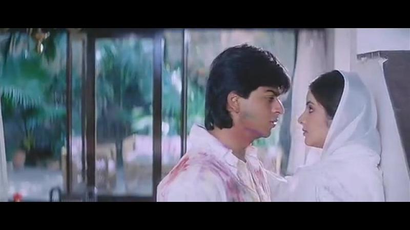 (Безумная любовь Deewana) - Отрывок из фильма