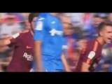 Хетафе - Барселона 1:1 Гол Дениса