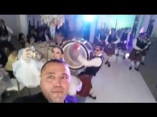 Свадьба Саши и Жени Кузиных 💜