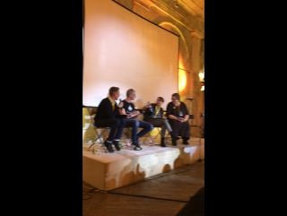 LIVE! Том оф Финланд: дискуссия