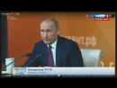 Путин - Президент Украины. Украинский телеканал
