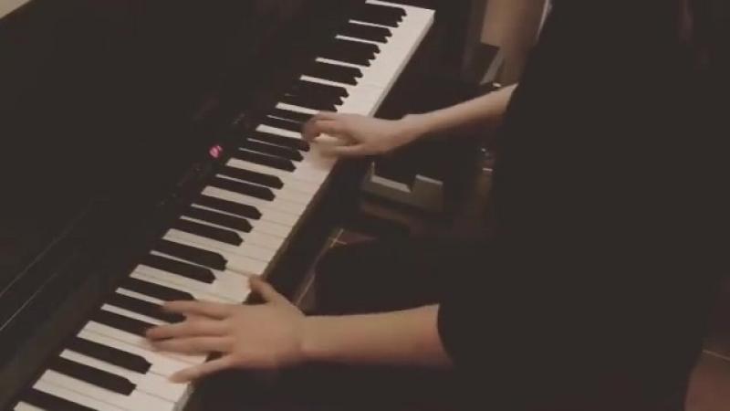 Соль минор. Импровизация Por una cabeza - Carlos Gardel. @Iness Piano