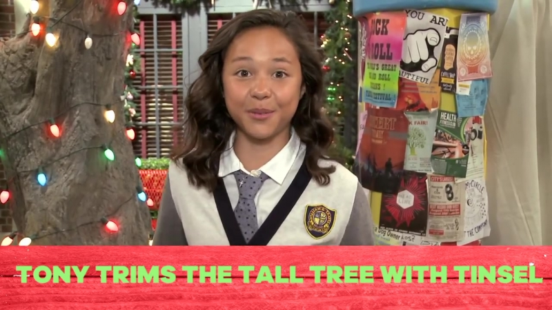 Holiday🎄 Tongue👅 Twisters🌪️ w_ JoJo Siwa, Breanna Yde, Jade Pettyjohn More!