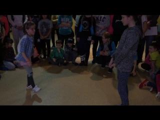 """The Last Hero"" Hip-hop Kids 1/8 Alinka(win)"