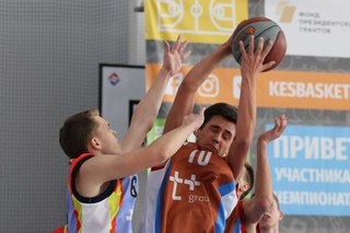 Финал ШБЛ КЭС-Баскет Самарской области-2018