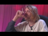 Kurt Cobain Talks Music Videos, His Stomach n` Frances Bean. MTV