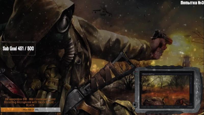 S.T.A.L.K.E.R. Shadow of Chernobyl.Без смертей. №2