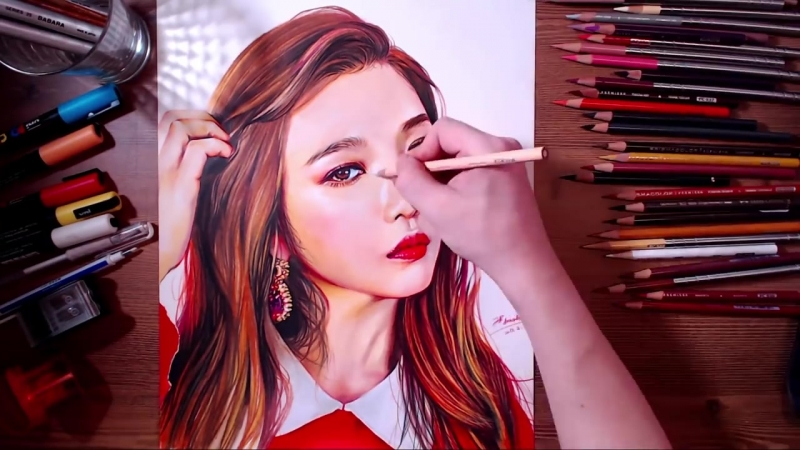 Red Velvet - Joy by drawholic