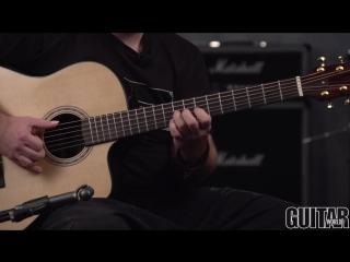 Andy McKee - 'Ebon Coast' Performance & Lesson