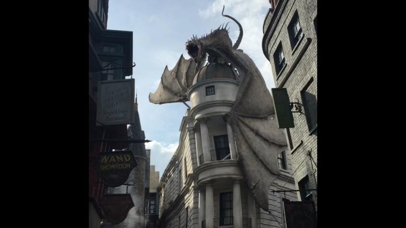 Harry Potter Gringotts bank !