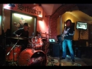 Линии дождя Про кота офигительное соло на саксофоне и барабанах 09.11.17 клуб Schwein