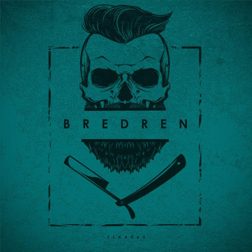 Bredren альбом Razors / The Legion
