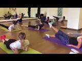 Shape Family тренировка стретчинг
