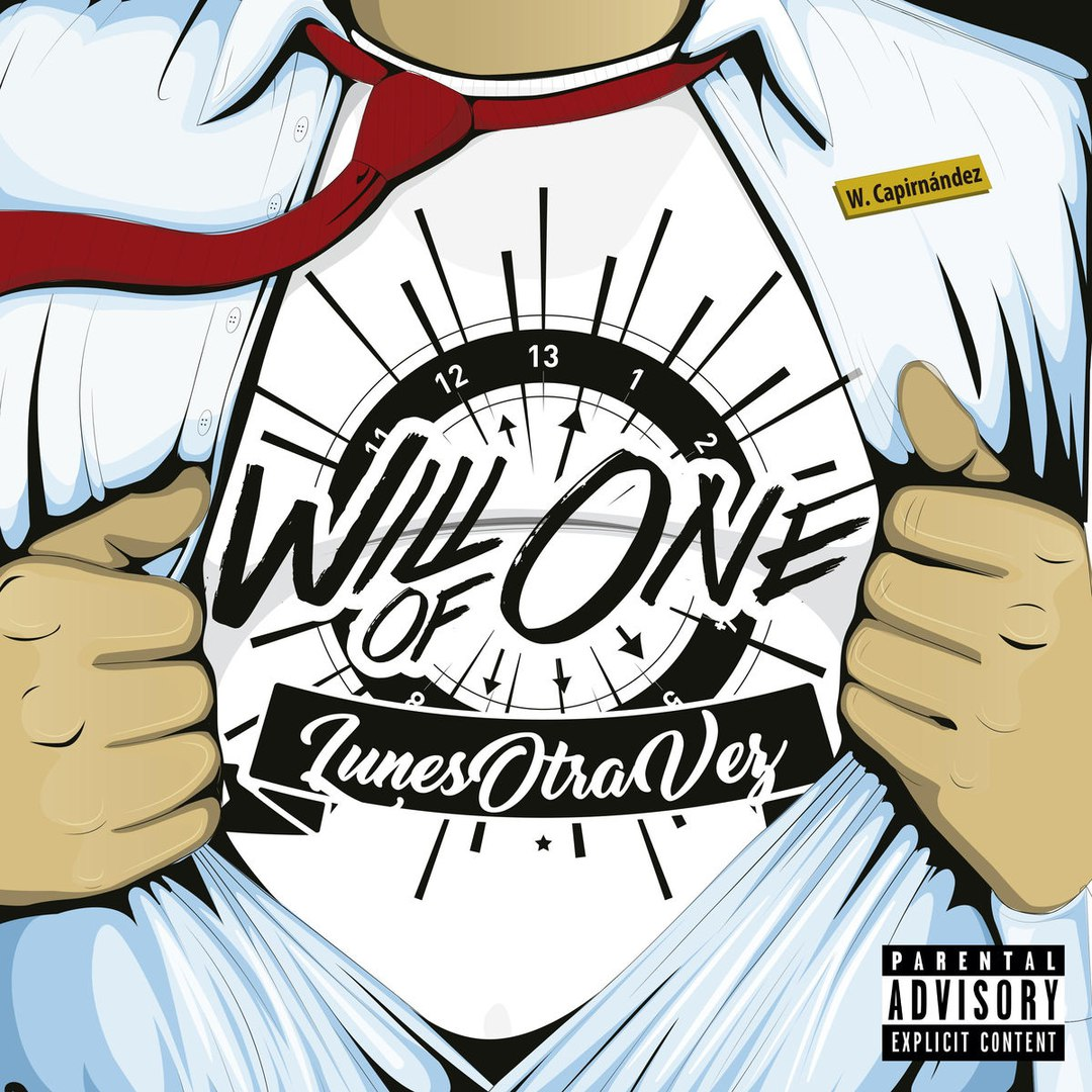 Will of One - Lunes Otra Vez [EP] (2017)