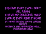 rev theory - ten years (lyrics)