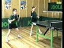 Уроки настольного тенниса. Часть 11