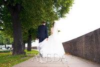 Наша 👰💍#невестаАледа #aleda_bride Лилия Кузина в платье  👗 Элла😍 #gabbiano