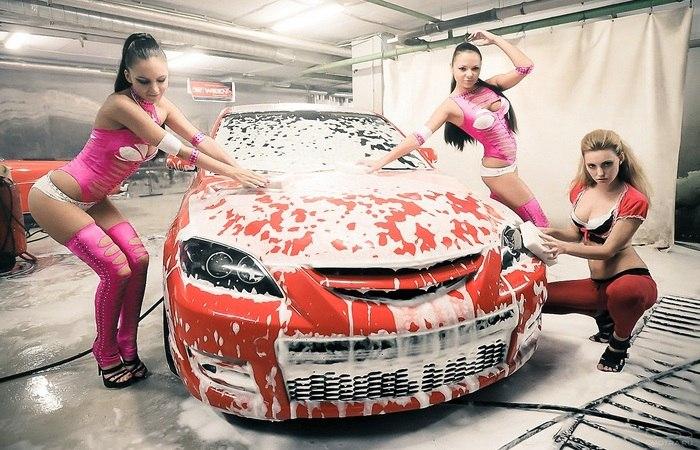 Как часто надо мыть автомобиль