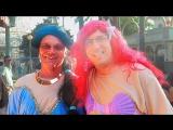 TheWarpath VLOG  Впервые встретил геев в Америке и САМЫЕ СТРАШНЫЕ и НОЧНЫЕ АМЕРИКАНСКИЕ ГОРКИ В ДИСНЕЙЛЕНДЕ (Full HD 1080)