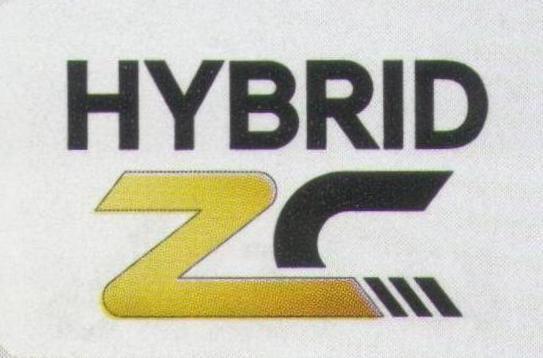 HYBRID ZC - высокотехнологичный композиционный материал волокон Зилона и Карбона сформированных в автоклаве, как части корпуса для воздушных судов или гоночных кораблей. Благодаря этому композиту, основание достигает уникального постоянства скорости контроля и жесткости на всей игровой площади основания. HYBRID ZC сочетает в себе высокую отталкивающую силу карбона и прочность и эластичность зилона, чтобы обеспечить стабильный баланс мощного нападения и чувства защиты