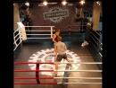 Артемий Панарин тренировка по боксу