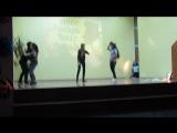 Танцевальный баттл 2 группа