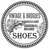 Обувь Vintage Brogues