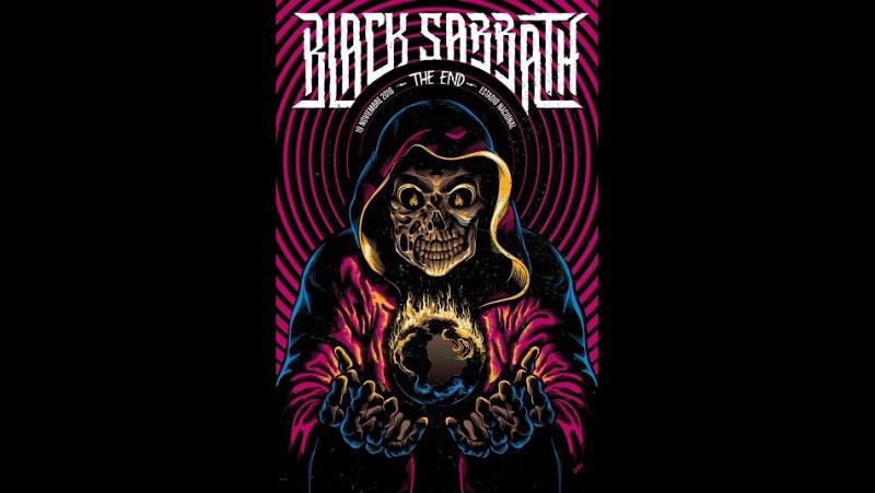 Black Sabbath - The End Live in Birmingham (2017).Bonus