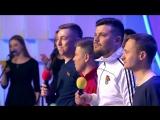 Сборная бывших спортсменов - Музыкальный фристайл (КВН Высшая лига 2018. Вторая 1/8 финала)