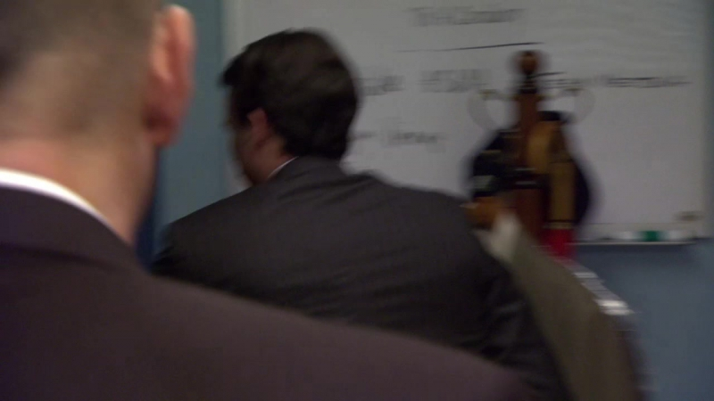 Необычный детектив (Реальные копы) — 1 сезон, 6 серия. «Кольцевая линия» | The Unusuals | HD (720p) | 2009