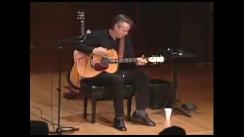 Виртуоз гитары Томми Эммануэль!