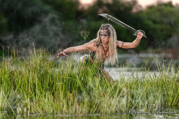 Амазонки - воительницы или свободолюбивые женщины?