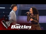 Bailey Nelson vs Kirby Frost - Friends (The Voice UK 2018)