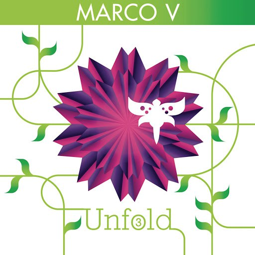 Marco V альбом Unfold 3 (Continuous DJ Mix by Marco V)