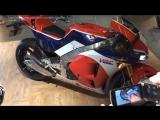 V4 superbikes