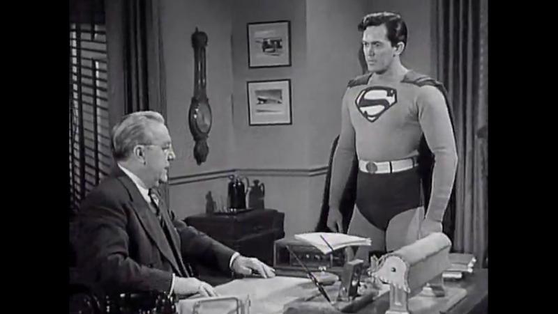 Супермен (1948) 8 серия (озвучка den904)