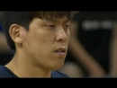 The first haka of the FIBA Basketball World Cup 2019 Asian Qualifiers New Zealand - South Korea