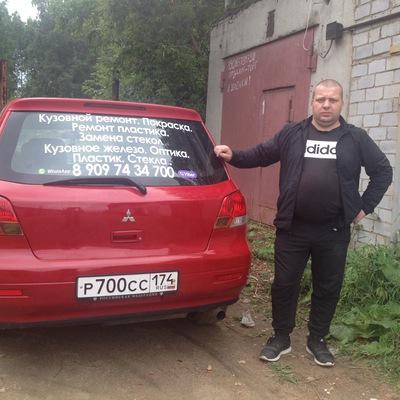 Анатолий Каренгин