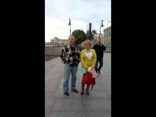 прощальное видео доя имениннмцы Санкт Перербург 8 июня 2017
