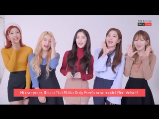 [CLIP/OFFICIAL] 170728 #REDVELVET #레드벨벳 'Shilla Duty Free' Photoshoot (Facebook Version)