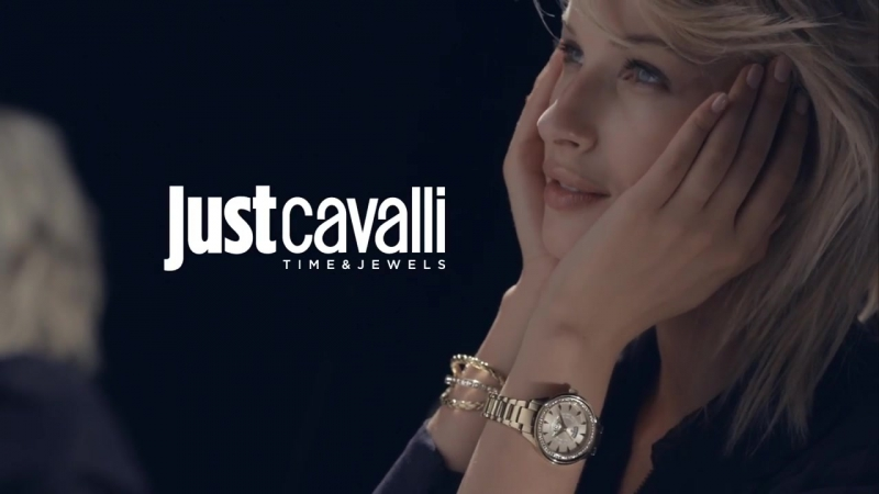 Виктория Богославцева для Just Cavalli | Select Management