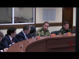 Рабочая поездка директора Росгвардии Виктора Золотова в г.Нижний Новгород
