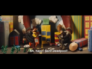 Deadpool 2 3. Türkçe Altyazılı Fragman
