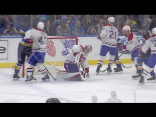 Montreal Canadiens vs St. Louis Blues – Jan. 30, 2018. Game Highlights